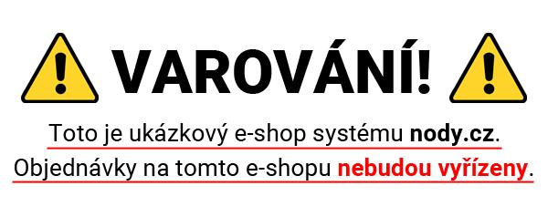Testovací e-shop